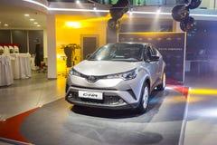 Vinnitsa, Ουκρανία - 16 Δεκεμβρίου 2016 Αυτοκίνητο έννοιας της Toyota γ-ωρ.  Στοκ Εικόνα