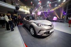 Vinnitsa, Ουκρανία - 16 Δεκεμβρίου 2016 Αυτοκίνητο έννοιας της Toyota γ-ωρ.  Στοκ φωτογραφία με δικαίωμα ελεύθερης χρήσης