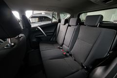 Vinnitsa, Ουκρανία - 10 Ιανουαρίου 2018 Αυτοκίνητο έννοιας της Toyota RAV 4 - Στοκ Εικόνες