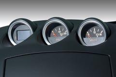 Vinnitsa, de Oekraïne - April 24, 2012 Het conceptenauto van Nissan 350Z Sport Royalty-vrije Stock Foto's