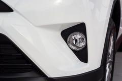 Vinnitsa, de Oekraïne - Januari 10, 2018 Het conceptenauto van Toyota RAV 4 - Royalty-vrije Stock Afbeelding