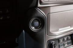 Vinnitsa, de Oekraïne - Januari 10, 2018 Toyota-Landcruise Prado c Royalty-vrije Stock Afbeeldingen