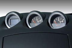 Vinnitsa, Ucrania - 24 de abril de 2012 Coche del concepto de Nissan 350Z Deporte Fotos de archivo libres de regalías