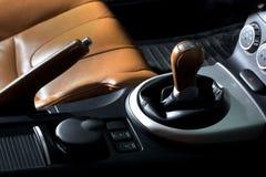 Vinnitsa, Ucrania - 24 de abril de 2012 Coche del concepto de Nissan 350Z Deporte Imagenes de archivo