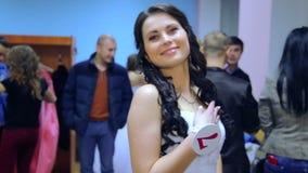 VINNITSA UKRAINA, GRUDZIEŃ, - 12: Turniejowa panna młoda rok zbiory