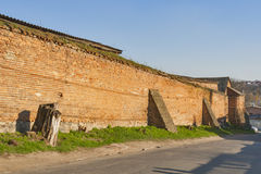 Vinnitsia historic city center, Ukraine Royalty Free Stock Photos