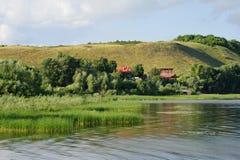 Vinnovka village Royalty Free Stock Photos