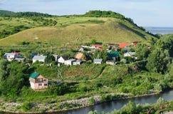 Vinnovka village, Russia Stock Image