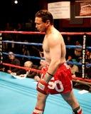 Vinny Paz v Tocker Pudwell 50ste Overwinning Stock Fotografie