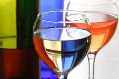 vino Imagenes de archivo