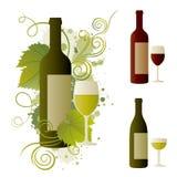 vino royalty illustrazione gratis