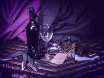 Vino Lizenzfreies Stockfoto