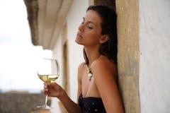 vino coloniale Fotografia Stock Libera da Diritti