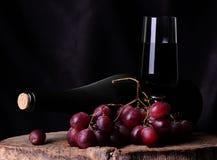 Vino dell'uva Immagini Stock Libere da Diritti