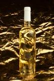 Vino della bottiglia Fotografie Stock Libere da Diritti