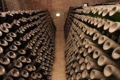 vino della cantina Fotografia Stock Libera da Diritti