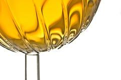 Vino e vetro di vino Fotografie Stock Libere da Diritti