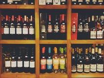Vino georgiano Fotografie Stock Libere da Diritti