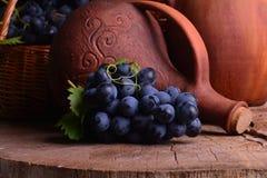 Vino georgiano eccellente immagine stock
