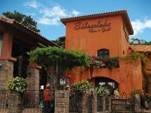 Vino & griglia di Silverlake Fotografia Stock Libera da Diritti