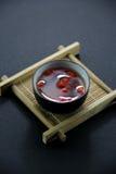 Vino herbario chino, vino de fruta Fotos de archivo