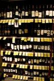Vino, liquore, deposito dell'alcool Fotografia Stock Libera da Diritti