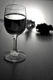 Vino nero Immagine Stock