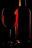 Vino rojo Stock de ilustración