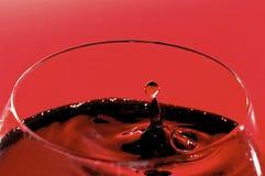 Vino rojo Fotografía de archivo