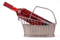 Vino rojo Imágenes de archivo libres de regalías