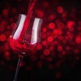 Vino rosso Immagini Stock Libere da Diritti