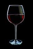 Vino rosso dell'uva Fotografia Stock Libera da Diritti