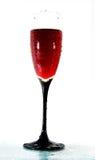 Vino rosso rosso Fotografie Stock Libere da Diritti