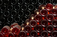 In Vino Veritas Fotografie Stock