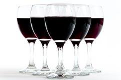 In vino veritas Photos stock