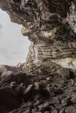 Vinoteca Golitsyn grotto Chaliapin in mountain Koba-Kaya Stock Image