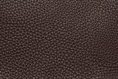 Vinous кожаная grained картина предпосылки текстуры Стоковое Изображение