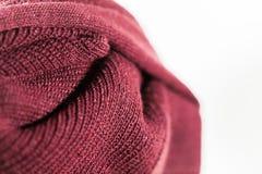 Vinous связанная текстура ткани, Стоковые Изображения RF