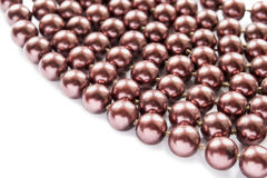 Vinous bead Royalty Free Stock Photo