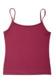 Vinous blouse, female sports wear stock images