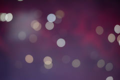 Vinous bokeh background. Created by electic color lights Royalty Free Stock Images