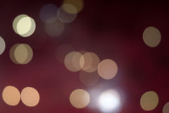 Vinous bokeh background. Created by electic color lights Royalty Free Stock Photography