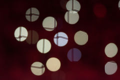 Vinous bokeh background. Created by electic color lights Stock Photos