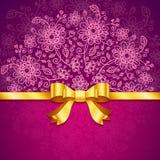Vinous vintage flowers  background Royalty Free Stock Image