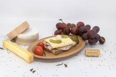 Vinstång och tacksägelsefest, vinavsmakning för Beaujolais Nouveau royaltyfri foto