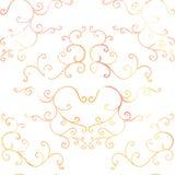 Vintag wallpaper watercolor Royalty Free Stock Image