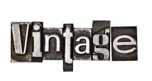 Vintage Royalty Free Stock Photos