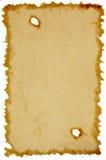 Vintage #4 de papel Fotografia de Stock Royalty Free