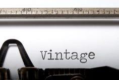 vintage Imagens de Stock