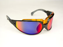 Vintage 80's Sunglasses Royalty Free Stock Photography